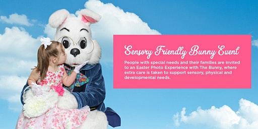 Sensory-Friendly Bunny at Dulles Town Center - 3/29
