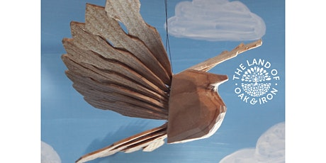Fan Bird Carving Workshop tickets