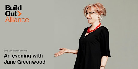 Build Out Alliance presents: An evening with Jane Greenwood tickets