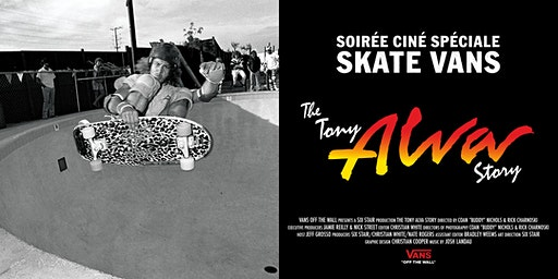 Vans Skate Movie Premiere Paris - The Tony Alva Story