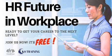 Future HR Practice: What you need to know to PREPARE {FREE WORKSHOP} tickets