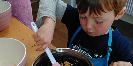 Children's cookery class - Easter Mini Egg Tiffin & Hot Cross Scones tickets