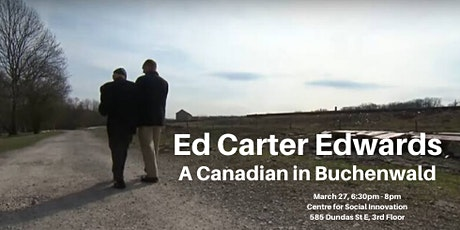 Ed Carter-Edwards: A Canadian in Buchenwald tickets