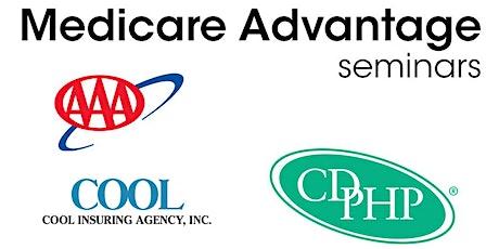 Medicare Advantage Seminar tickets