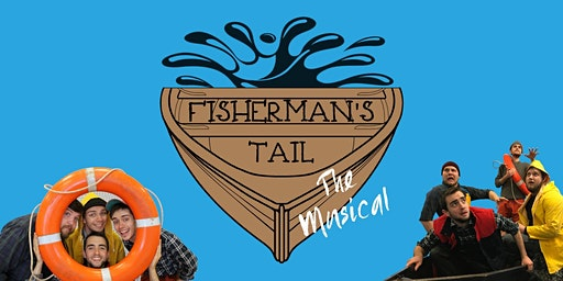 Fisherman's tail at Dunfermline West Baptist Church