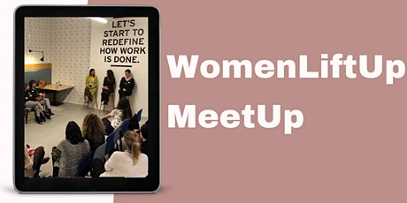 WomenLiftUp MeetUp billets