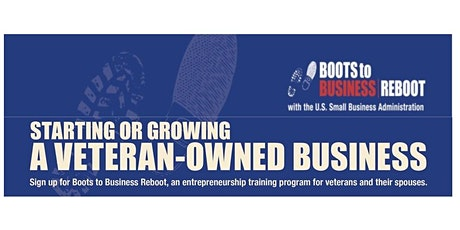 Introduction to Entrepreneurship  For Veterans and their Families tickets