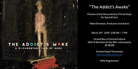 "Preview ""The Addict's Wake"" A Documentary - Hope for  Opioid  Crisis tickets"