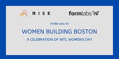 Women Building Boston tickets