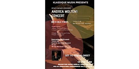 Andrea Molteni Concert tickets