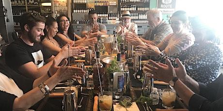 New Orleans Cocktail Culture Mixology Class - Bourbon Street Classics & Demystifying Absinthe tickets