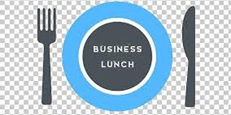 Tailored Tables Networking Lunch tickets