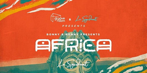 Groove Room Presents Africa Feat Bonny & Ronny