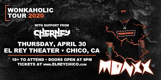 MONXX • Wonkaholic Tour - Chico, CA