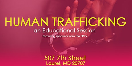 Human Trafficking Education Session tickets