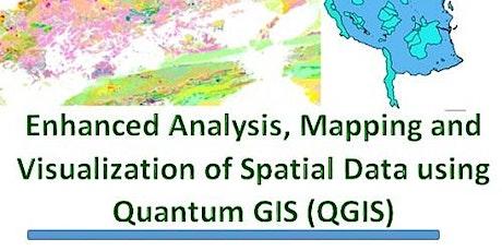 Enhanced Analysis, Mapping & Visualization of Spatial Data-Quantum GIS QGIS tickets