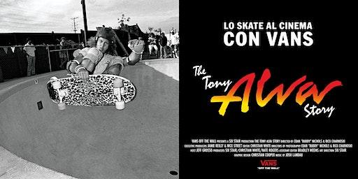 Vans Skate Movie Premiere Milano - The Tony Alva Story