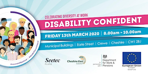 'Disability Confident' Celebrating diversity at work