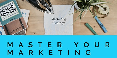 The Business Lounge  'Master your Marketing' tickets