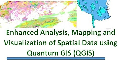 Enhanced Analysis, Mapping & Visualization of Spatial Data-Quantum GIS QGIS tickets