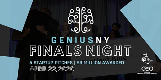 GENIUS NY Finals Night