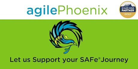 SAFe® Lean Portfolio Management  With SAFe®  LPM Practitioner Certification tickets