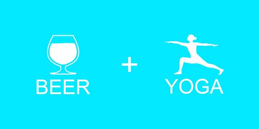 Beer + Yoga at Crazy Uncle Mike's