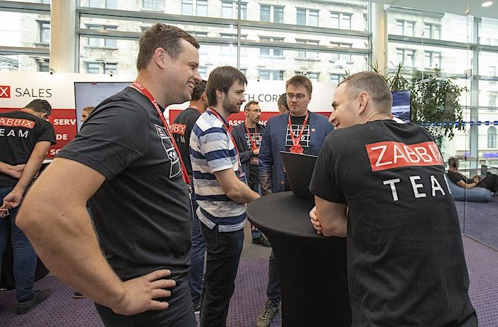 Zabbix Meetup Pasadena image