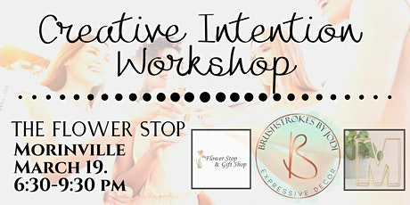 Creative Intention Workshop - MORINVILLE tickets