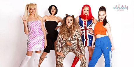 SPICE GIRLS TRIBUTE AND PARTY NIGHT tickets