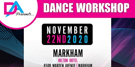 Dance Attack Markham tickets