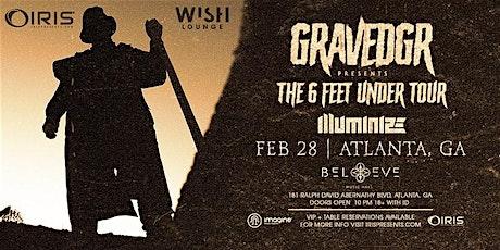 Gravedgr | Wish Lounge @ IRIS | Friday February 28 tickets