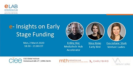 Entrepreneurial Insights on Early Stage Funding Tickets