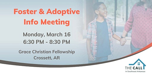 March Info Meeting