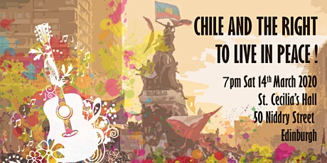 Going Global: Chile and the Right to Live in Peace tickets