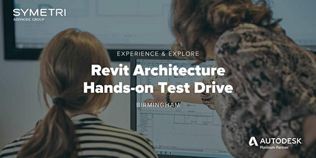 Autodesk Revit Architecture Hands-on Test Drive - Birmingham tickets