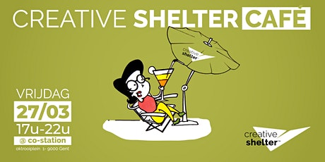 Creative Shelter café tickets