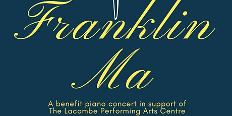 Franklin Ma Piano Concert tickets