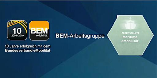 "BEM-Arbeitsgruppe ""maritime eMobilität"""