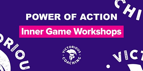 POWER of ACTION workshop - Victorious Coaching tickets
