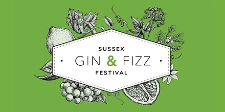 The Sussex Gin & Fizz Festival 2020 tickets