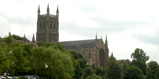 Worcester Walking Tour with Ian Jelf