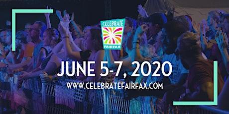 Celebrate Fairfax! Festival tickets