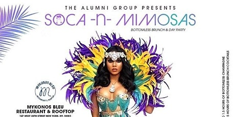 Soca N Mimosas - Bottomless Brunch & Day Party tickets