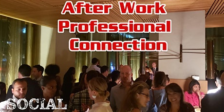 SOCIAL | Start Your Week with The Right Professionals @TheWorldBar tickets