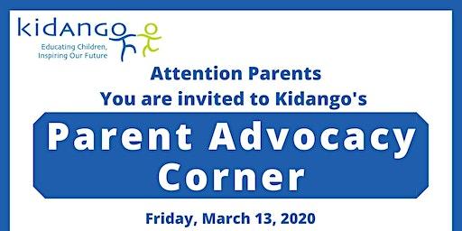 Parent Advocacy Corner at Castlemont