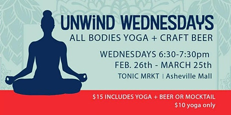All Bodies Yoga + Craft Beer tickets