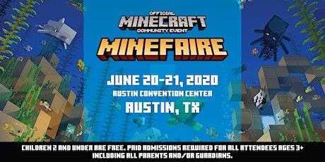 Minefaire, an Official MINECRAFT Community Event (Austin, TX) tickets