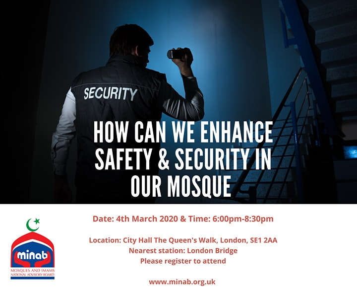 Enhancing Safety & Security in Mosques image