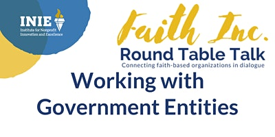 Faith Inc. Round Table Talk